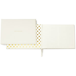 Kate Spade For The Mr and Mrs Guest Book
