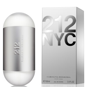 Eau de Toilette 212 NYC Carolina Herrera – 100 ml