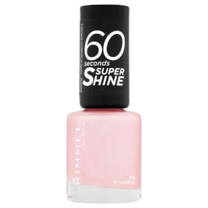 Rimmel 60 Seconds Super Shine Nail Polish 8 ml (flere nyanser)