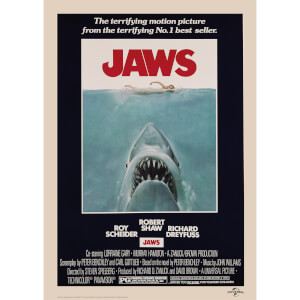 Jaws Classic Artwork