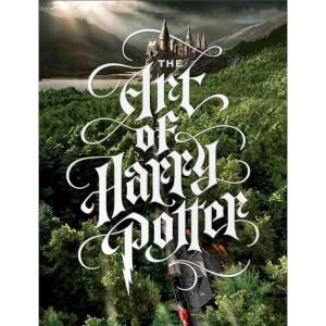The Art of Harry Potter Hardback Book