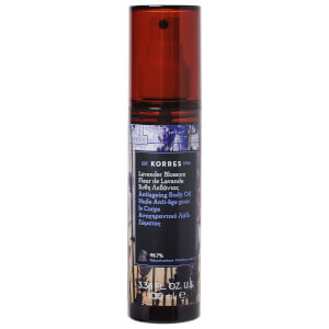 KORRES Natural Anti-Ageing Lavender Blossom Body Oil 100ml