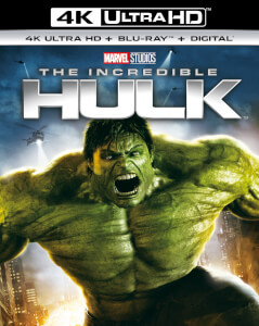 The Incredible Hulk - 4K Ultra HD