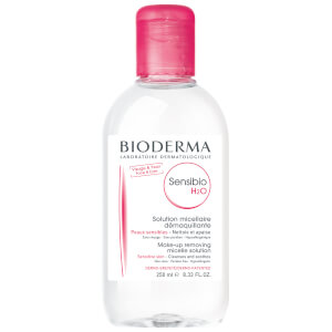 Bioderma Sensibio H2O Make-Up Removing Solution Sensitive Skin 8.33 fl. oz.