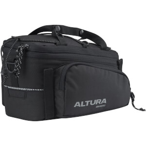 Altura Arran 2 8L Rack Pack - Black