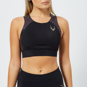 Lucas Hugh Women's Odyssey Crop Top - Black