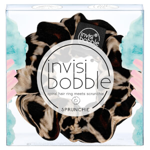 invisibobble Sprunchie Spiral Hair Ring fermacoda in tessuto - Purrfection