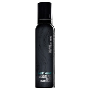 Shu Uemura Art of Hair Kaze Wave Mousse 150ml