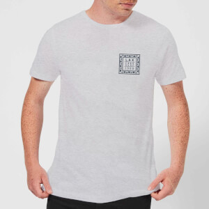 T-Shirt Homme LAX Free Surf Native Shore - Gris