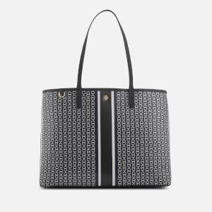 Tory Burch Women's Gemini Link Tote Bag - Black