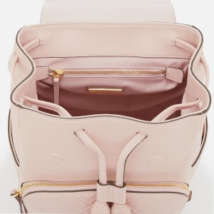 Tory Burch Women's Fleming Backpack - Shell Pink: Image 5