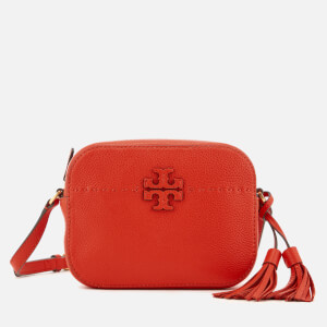 Tory Burch Women's McGraw Camera Bag - Poppy Red