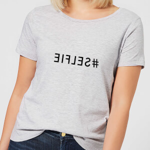 Mirror Selfie Women's T-Shirt - Grey