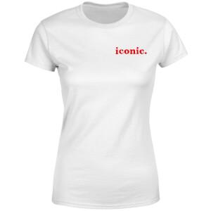 Iconic Women's T-Shirt - White
