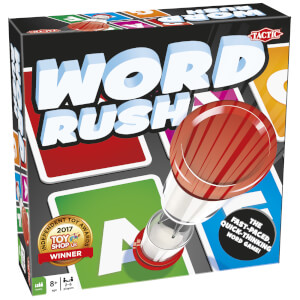 Word Rush Game