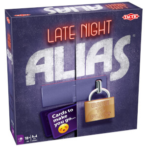 Late Night Alias Game