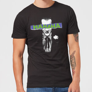 DC Comics Batman Joker The Greatest Stories T-Shirt in Black