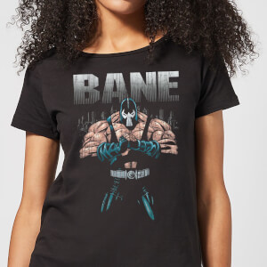 DC Comics Batman Bane Women's T-Shirt - Black