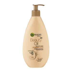 Garnier Body Beauty Oil Lotion