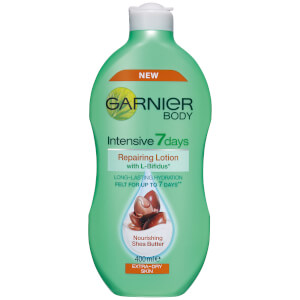 Garnier Body Intensive 7 Day Lotion with Shea Butter 400ml