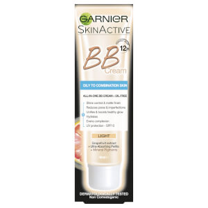 Garnier SkinActive BB Cream for Oily to Combination Skin - Light 40ml