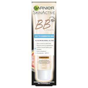 Garnier Skin Naturals BB Oil Free Spf Medium