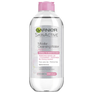 Garnier Skin Naturals Micellar Cleansing Water For All Skin Types