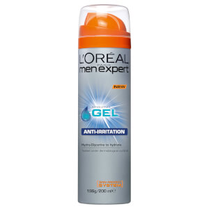 L'Oréal Paris Men Expert Anti-Irritation Shaving Gel 200ml