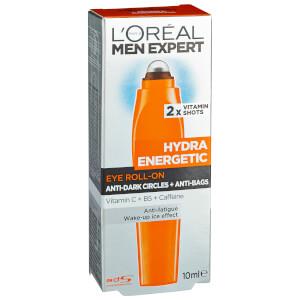 L'Oréal Paris Men Expert Hydra Energetic Cool Eye Roll On 10ml