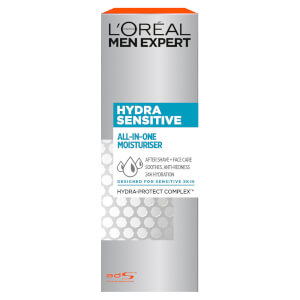 L'Oréal Paris Men Expert Hydra Sensitive All-in-One Moisturiser 75ml