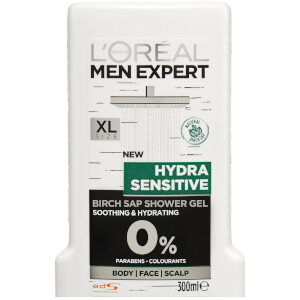 L'Oréal Paris Men Expert Hydra Sensitive Shower Gel 300ml