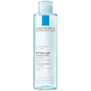 La Roche-Posay Effaclar Micellar Water for Oily/Sensitive Skin 200ml