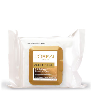 L'Oréal Paris Age Perfect Cleansing Wipes Pk - AU