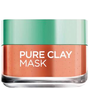 L'Oréal Paris Extraordinary Clay Masks Exfoliate