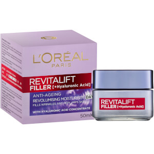 L'Oréal Paris Revitalift Filler Revolumising Day Moisturiser 50ml