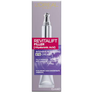 L'Oréal Paris Revitalift Filler Intensive Replumping Eye Cream 15ml