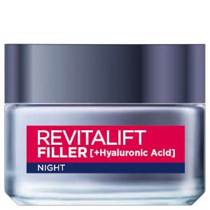 L'Oréal Paris Revitalift Filler Intensive Replumping Night Cream