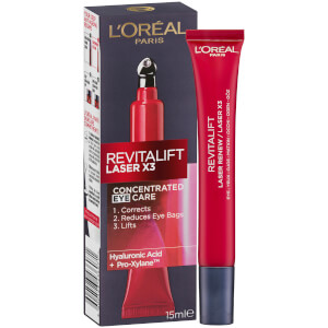 L'Oréal Paris Revitalift Laser X3 Anti-Ageing Power Eye Cream 15ml