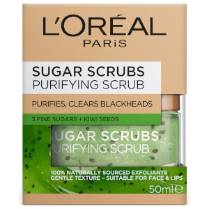L'Oréal Paris Sugar Scrubs Purifying Scrub (Green)