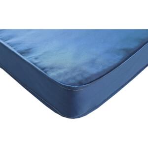 Kidsaw Colour Single Sprung Mattress Blue