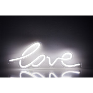 Love LED Neon Wall Light
