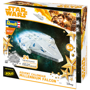 Revell Star Wars Han Solo Adventskalender 2018