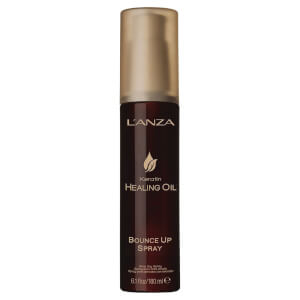 L'Anza Keratin Healing Oil Bounce Up Spray -muotoilusuihke 180ml