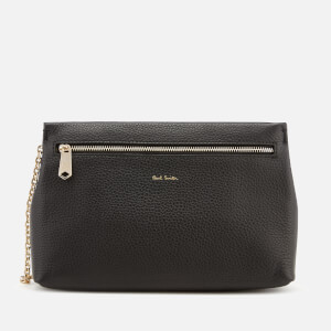 Paul Smith Women's Plain Zip Pouchette - Black