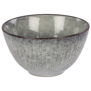 Broste Copenhagen Nordic Sea Stoneware Bowl - Sea (Set of 4)