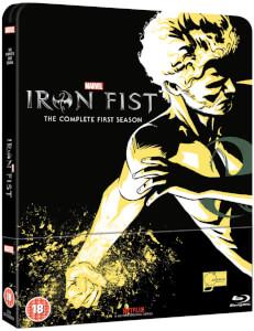 Marvel's Iron Fist Temporada 1 - Steelbook Edición Limitada de Zavvi (Exclusivo UK): Image 4