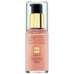 Base de maquillaje Facefinity 3 in 1 All Day Flawless de Max Factor - 85 Caramel