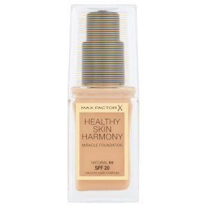 Max Factor Healthy Skin Harmony Foundation 30ml - 50 Natural