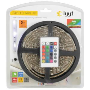 Lyyt do it Yourself LED Strip Light Kit - Multi