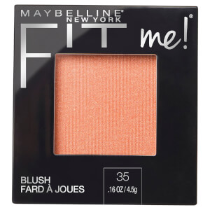 Maybelline Fit Me Blush Face Powder 4.5g (Various Shades)